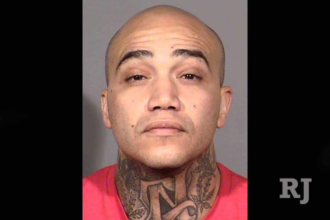 Christopher J. Weygant II (Departamento de Policía Metropolitana de Las Vegas)