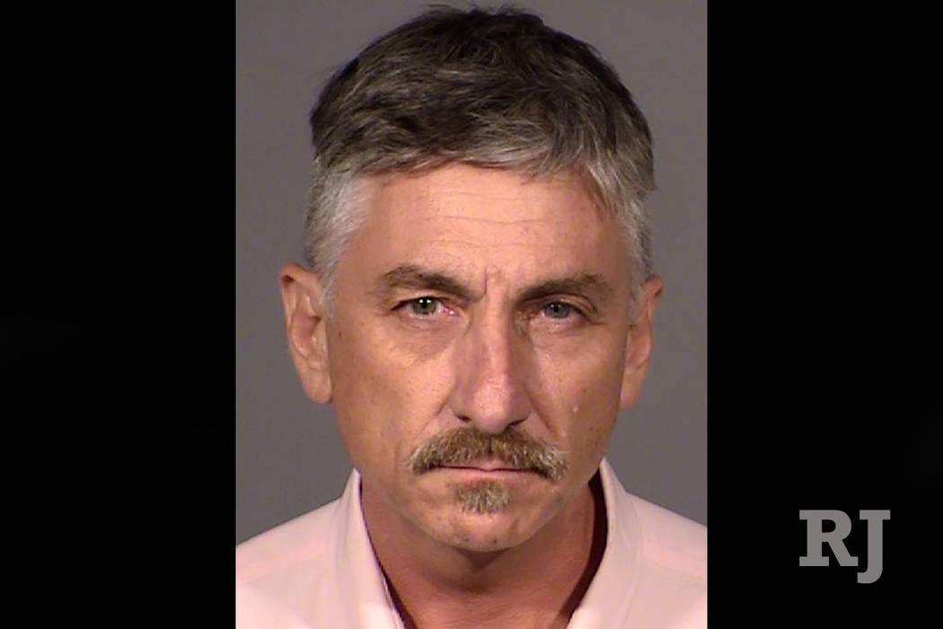 William Gamage, 51 años. (Departamento de Policía Metropolitana de Las Vegas)
