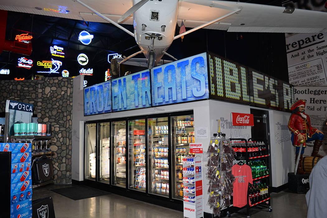 Las amenidades del colosal centro son de primera línea, modernas y atractivas. Jueves 12 de julio de 2018 en Jean, Nevada. Foto Frank Alejandre / El Tiempo.