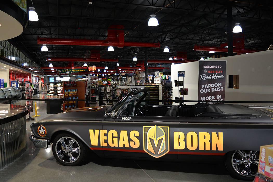 El centro se encuentra frente al casino Gold Strike, sobre la avenida Goodsprings, que lleva al Centro Correccional del Sur de Nevada. Jueves 12 de julio de 2018 en Jean, Nevada. Foto Frank Alejan ...