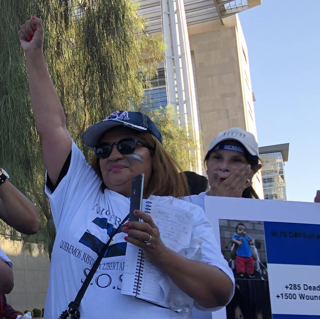 Rosemary Flores. Foto El Tiempo - Archivo.