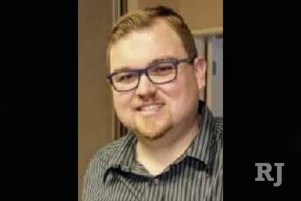 El candidato político por primera vez, Shawn Mooneyham, planea postularse para el puesto de Ward 3 en el Consejo Municipal de Las Vegas en 2019. Foto cortesía de Shawn Mooneyham