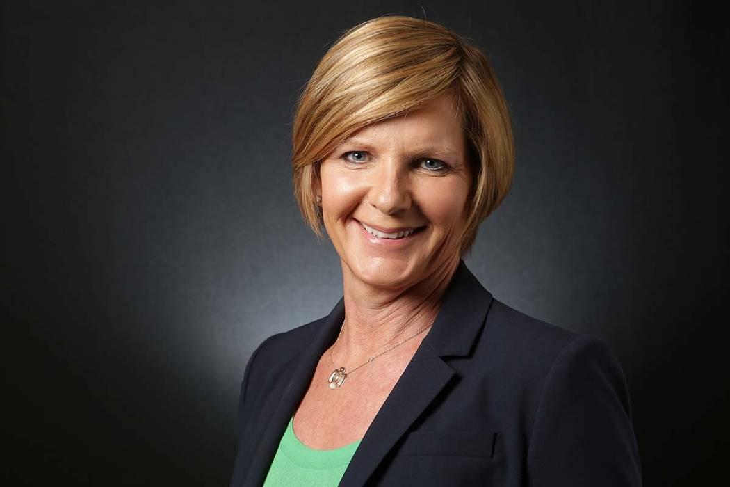 Susie Lee, candidata demócrata para el 3er distrito del Congreso (Michael Quine / Las Vegas Review-Journal) @ Vegas88s