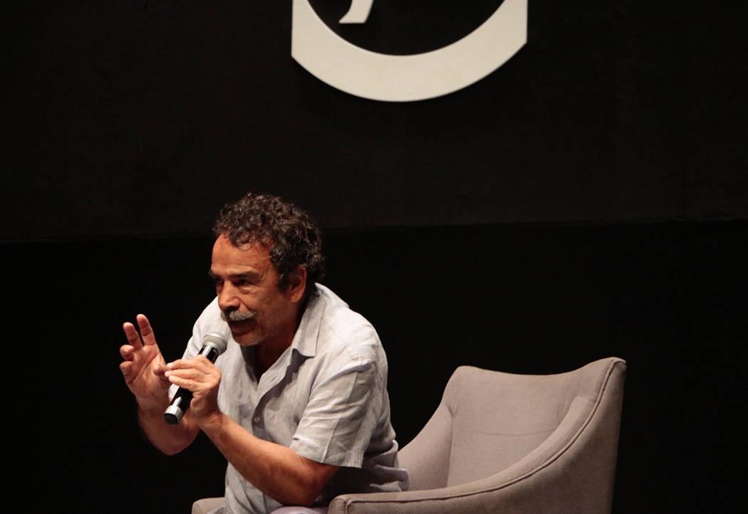 Guanajuato, 28 Jul 2018 (Notimex-Especial).- El actor Damián Alcázar vislumbra un panorama positivo para el país y la industria fílmica, y aseguró que la crítica a la política en el cine co ...