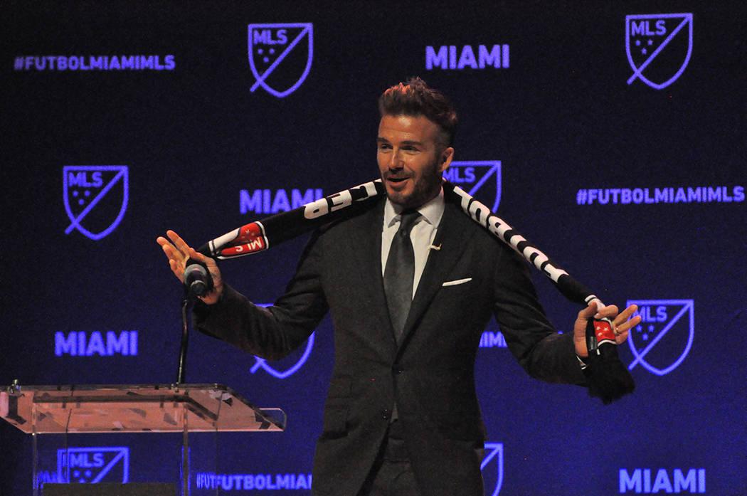 Miami, 5 Ago 2018 (Notimex-Pablo Tonini).- Después de cinco años de luchas para establecer una franquicia de la Liga Mayor de Soccer (MLS) en Miami el ex astro del fútbol inglés, David Beckham ...
