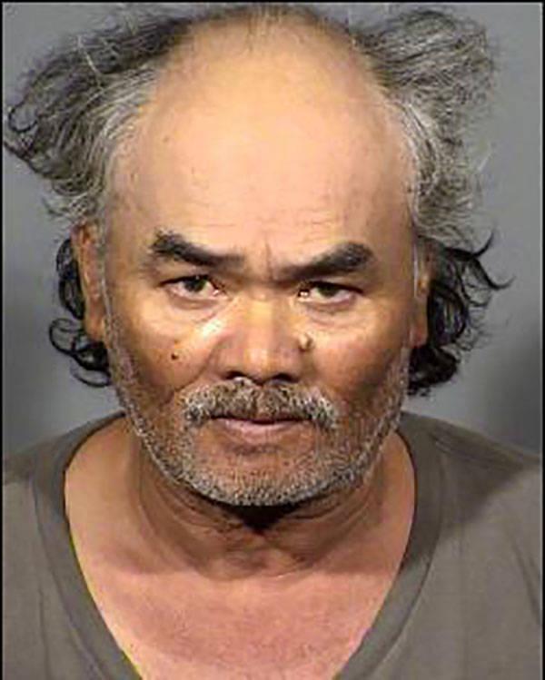 Samlane Donesing, 58 (Departamento de Policía de Henderson)