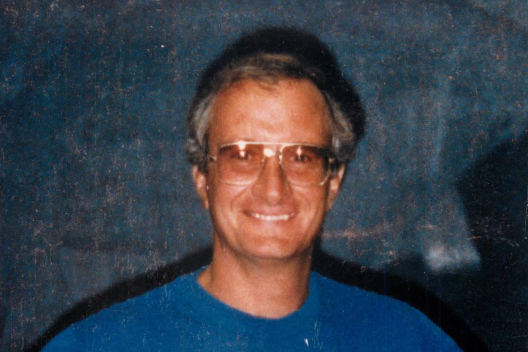 Agente del FBI John Bailey en 1990. (Las Vegas Review-Journal foto de archivo)