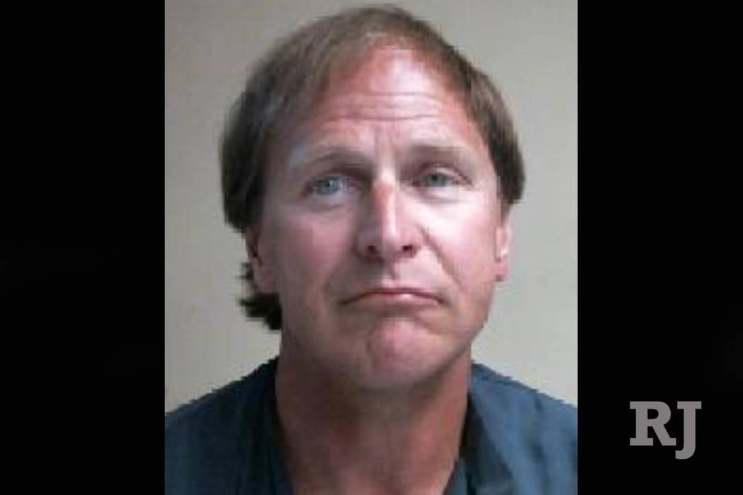 Alex Christopher Ewing está cumpliendo condena tras las rejas por un ataque en 1984 contra una pareja de Henderson. (Departamento de Correccionales de Nevada)