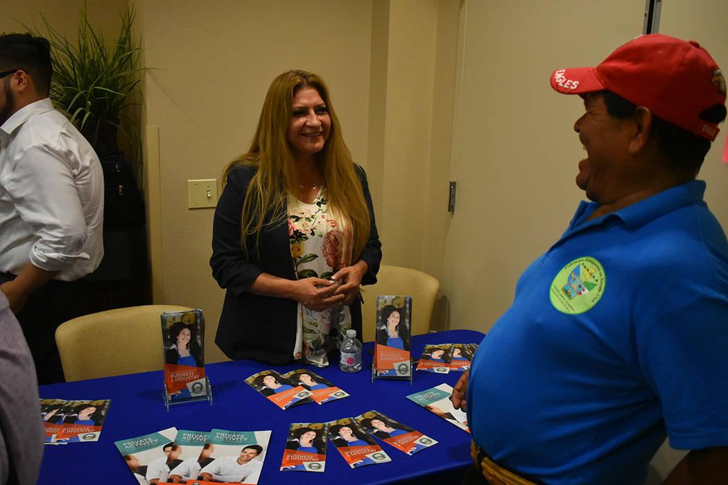 Uno de los recursos más importantes que existen en Nevada para prevenir el fraude es la Oficina de Asuntos al Consumidor para Minorías, dirigida por Miriam Lira-Hickerson. Miércoles 8 de agosto ...