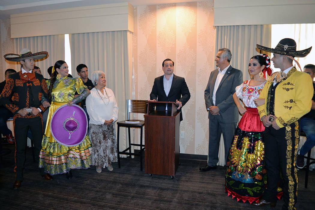 Esteban Petersen, coordinador general de Construcción de comunidad del ayuntamiento de Guadalajara, destacó que los eventos son ¡Totalmente gratuitos! Miércoles 15 de agosto de 2018 en el Boul ...