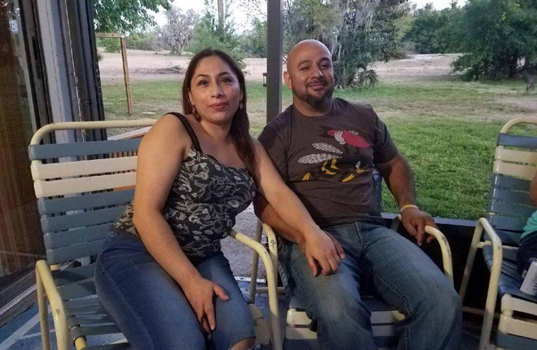 Archivo. Miami. 3 Ago. 2018 (Notimex-Especial).- La inmigrante mexicana Alejandra Juárez, esposa del infante de la Marina de Estados Unidos, Cuauhtémoc Juárez, fue deportada hoy desde Florida, ...