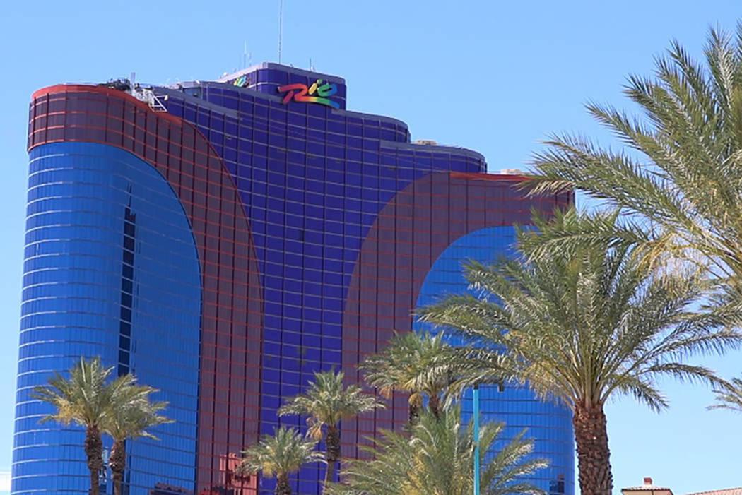 Río en Las Vegas. (Las Vegas Review-Journal)