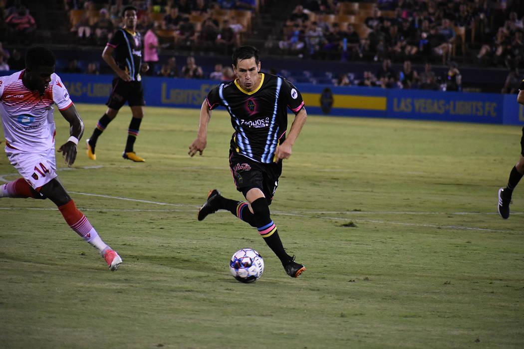 Aunque se esforzaron, Lights FC sumaron una nueva derrota en la temporada 2018 de la USL. Sábado 18 de agosto de 2018 en el estadio Cashman. Foto Anthony Avellaneda / El Tiempo.