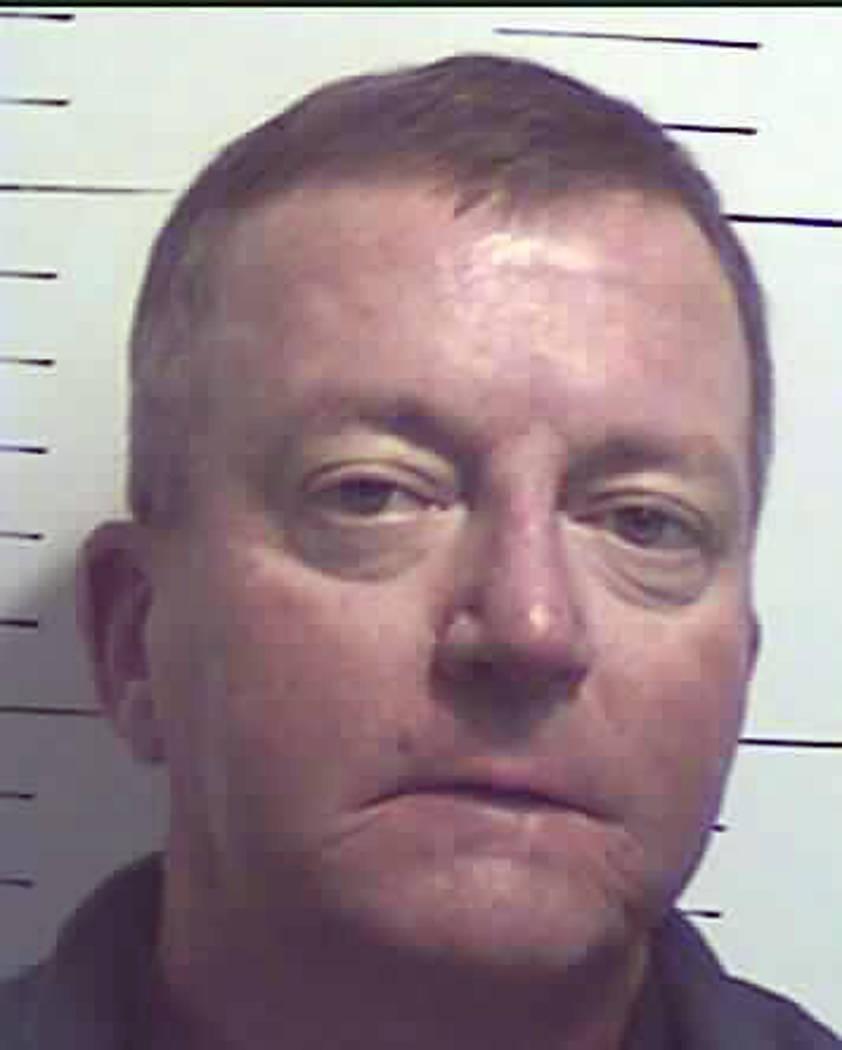 Charles Richard Rogers. (Departamento de Correccionales de Nevada a través de AP)