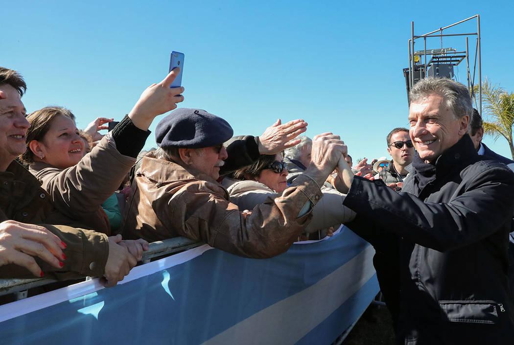 Buenos Aires, 21 Ago 2018 (Notimex-Especial).- El presidente de Argentina, Mauricio Macri, celebró hoy la lucha contra la corrupción en medio de escándalos que involucran no solo a opositores, ...