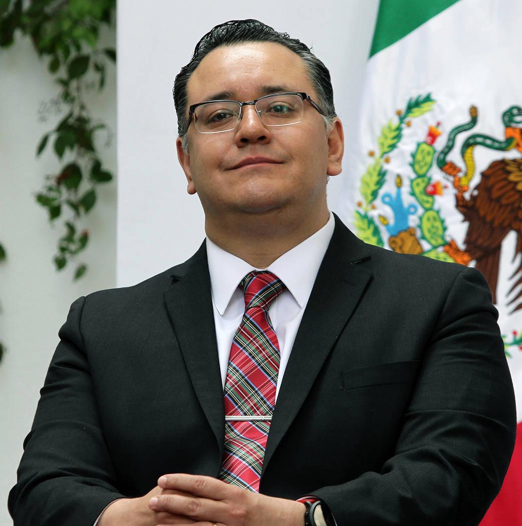 México, 21 Ago 2018 (Notimex-Arturo Monroy).- Gabriel García Hernández será el titular de la Coordinación General de Programas Integrales de Desarrollo y tendrá a su cargo la coordinación d ...