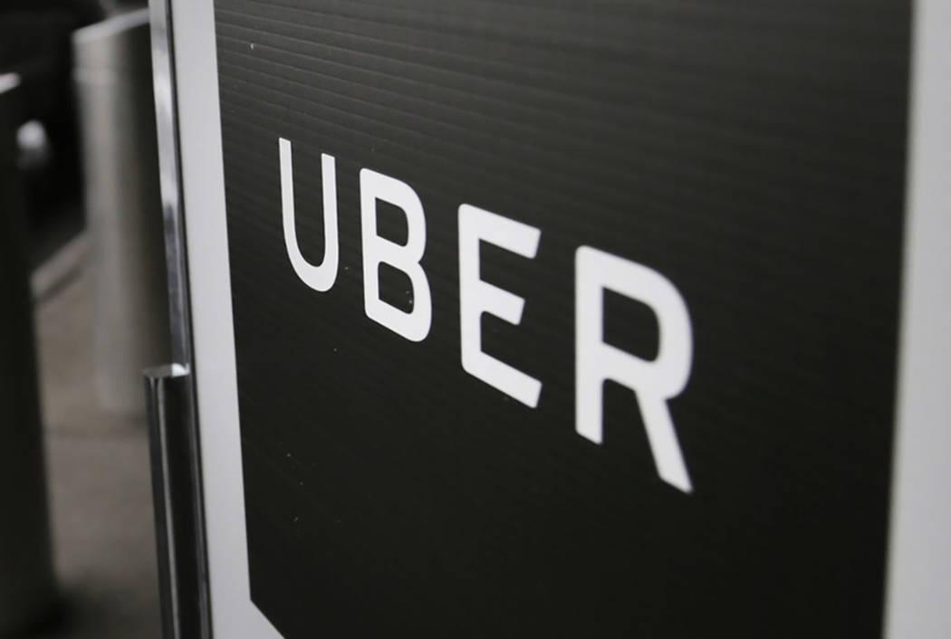 Uber ha lanzado 'Express Pool' en Las Vegas con tarifas que generalmente serán más bajas que el servicio 'Pool' de la compañía. (Seth Wenig / AP)