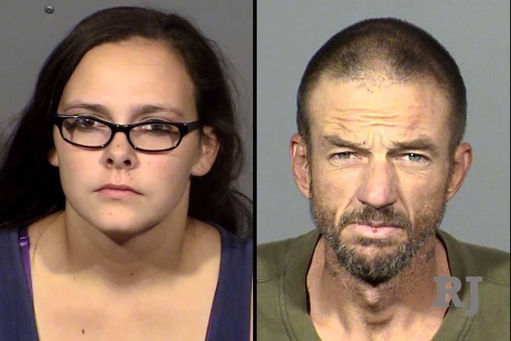 Cassie Smith y Joshua Oxford (Departamento de Policía Metropolitana de Las Vegas)