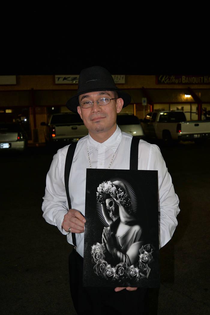 Alfredo Bilducia. Sábado 8 de septiembre de 2018 en Las Vegas. Foto Frank Alejandre / El Tiempo.