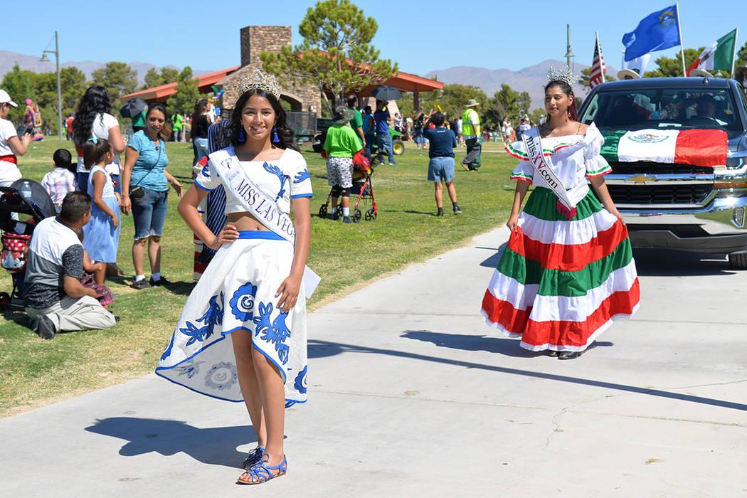 Celebraron la Independencia de México en el parque regional Craig Ranch. Sábado 12 de septiembre de 2018. Foto Frank Alejandre / El Tiempo.