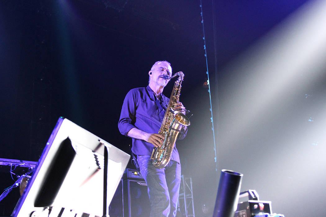 Caifanes se presentó en Las Vegas. Viernes 14 de septiembre de 2018, en la arena del MGM. Foto Cortesía Brenda Ángel.