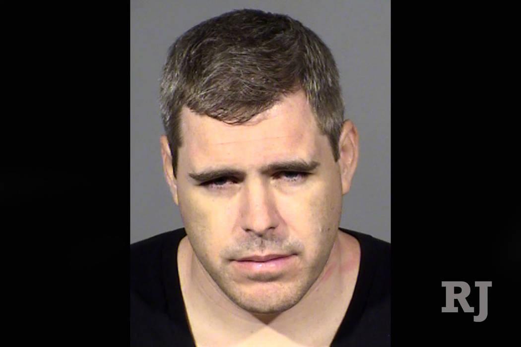 Michael Lee McDonald (Departamento de Policía Metropolitana de Las Vegas)