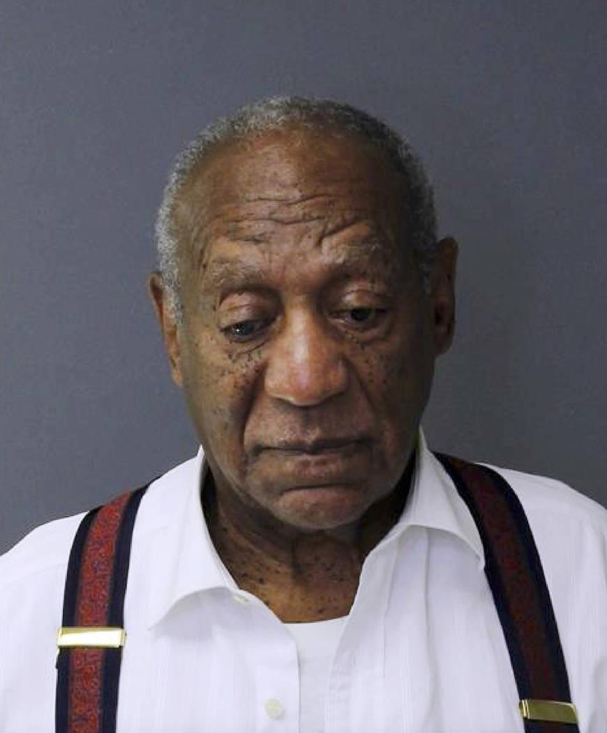 Esta imagen proporcionada por el Centro Correccional del Condado de Montgomery muestra a Bill Cosby el martes, 25 de septiembre de 2018, después de que fue sentenciado a 3 a 10 años por agresió ...