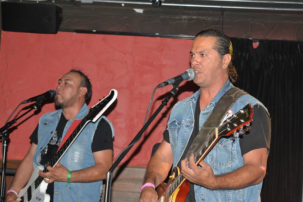 Molotosho interpretó grandes éxitos de Molotov. Sábado 29 de septiembre de 2018 en el Bunkhouse. Foto Frank Alejandre / El Tiempo.