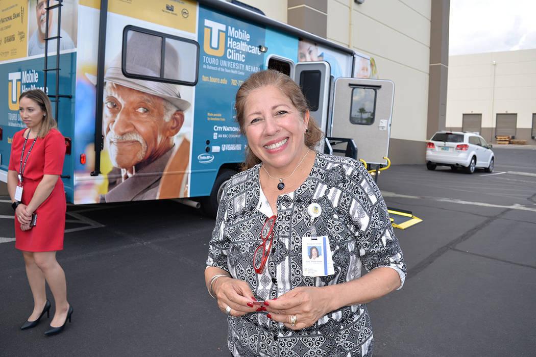 Judy Fleishman, Advancement Faculty Staff. Miércoles 3 de octubre de 2018, en Touro Health Center. Foto Frank Alejandre / El Tiempo.