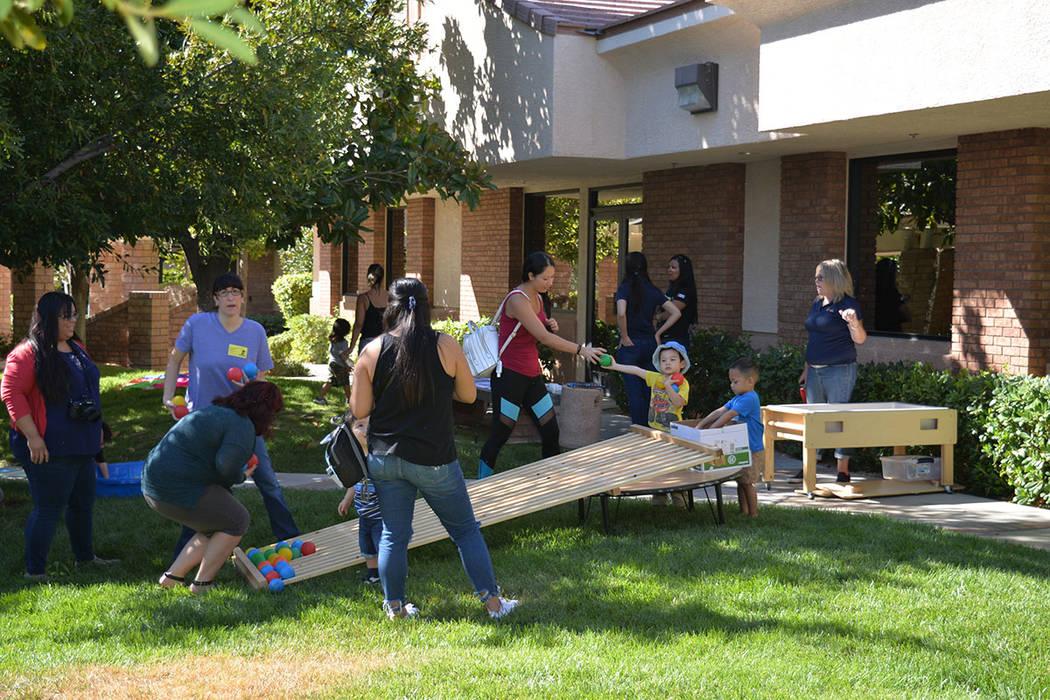Desde 1950, Easterseals Nevada ha estado abogando por, y trabajando con, infantes, niños, jóvenes y adultos que tienen discapacidades y otros desafíos. Viernes 28 de septiembre de 2018, en East ...
