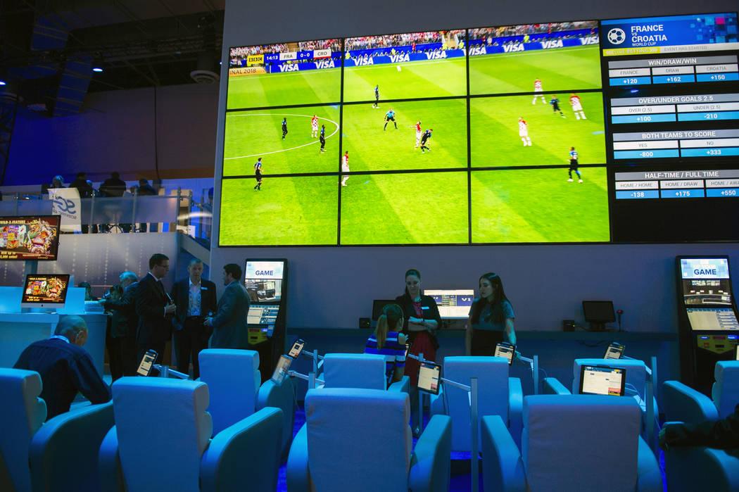 Scientific Games presenta OpenBet, una tecnología de apuestas deportivas que ofrece un portafolio deportivo único que incluye apuestas deportivas, terminales de venta al por menor, apuestas móv ...