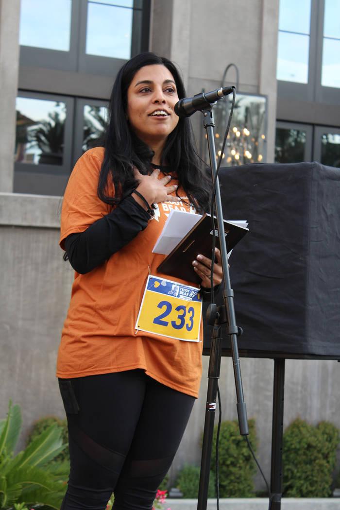 La doctora Rutu Ezhuthachan dijo que UHCCF ha ayudado a más niños diabetes que con cáncer al ser una enfermedad considerada epidemia nacional. Sábado 13 de octubre del 2018, en el centro comer ...