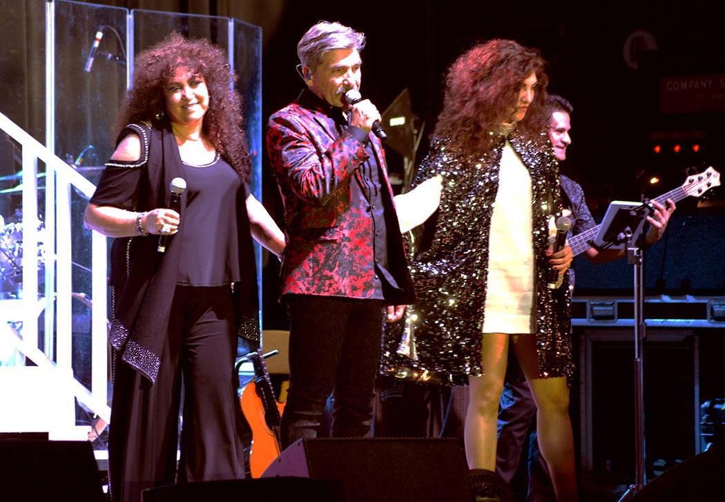La gira Siempre Juntos 2018 permitió a los seguidores de Amanda Miguel y Diego Verdaguer cantar sus innumerables éxitos. Viernes 12 de octubre de 2018 en el Dallas Events Center dentro del Texas ...