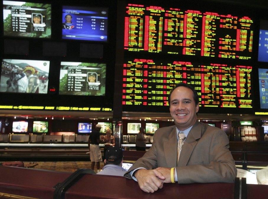 Jay Kornegay, en 2005. (Las Vegas Review-Journal)