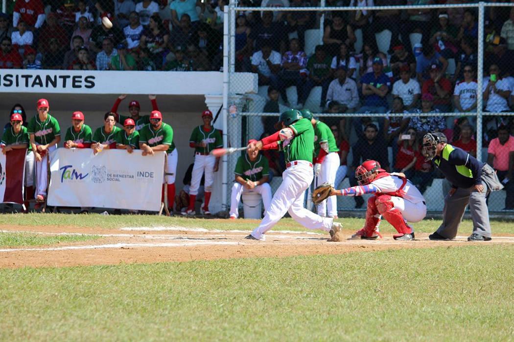 ARCHIVO. Altamira, Tam., 12 Nov 2018 (Notimex-Especial).- La selección mexicana de beisbol se coronó como campeona del Panamericano U14 tras enfrentar a Panamá con una pizarra de 10 carreras a 4.