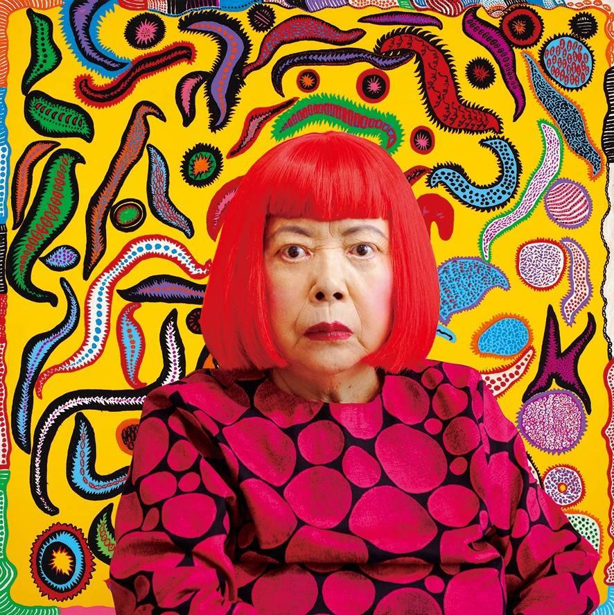 Yayoi Kusama (Ota Fine Arts, Tokio / Singapur / Shanghai y Victoria Miro, Londres / Venecia)