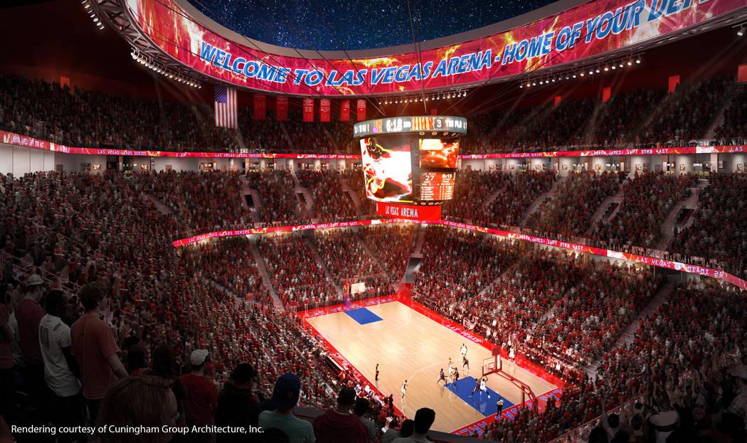 Esta presentación, lanzada en diciembre de 2013, muestra el proyecto de arena y hotel que el ex jugador de la NBA Jackie Robinson se propuso construir en el Strip de Las Vegas. El proyecto no ha ...