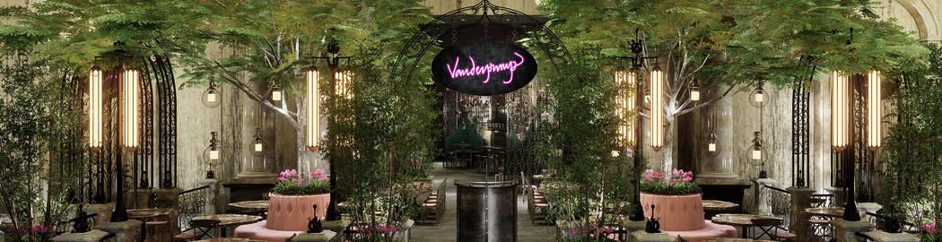 La estrella de Reality TV, Lisa Vanderpump, ha anunciado planes para abrir un salón de cócteles en el Caesars Palace.