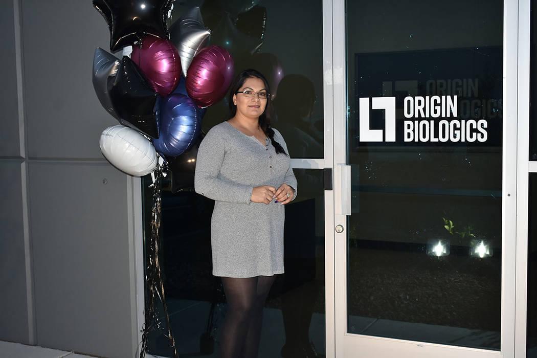 La coordinadora de alcance multicultural de Nevada Donor Network, Alma Rodríguez, reiteró la importancia de que las personas se inscriban como donantes de órganos, corneas y tejidos. Viernes 16 ...