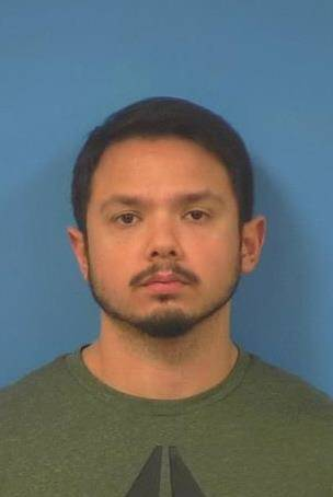 James Thatcher, 28, de Pahrump (Oficina del Alguacil del Condado de Nye)