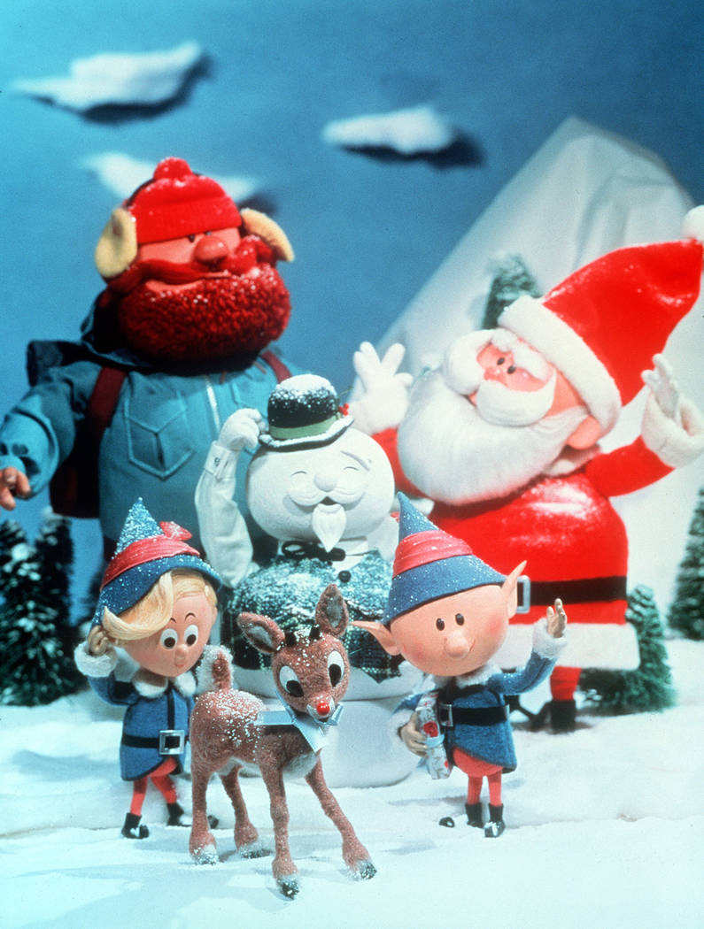 """""""Rudolph the Red-Nosed Reindeer"""", el especial navideño de más larga trayectoria en la historia de la televisión, se emitirá el martes 27 de noviembre (8: 00-9: 00 PM, hora del este) en la cade ..."""