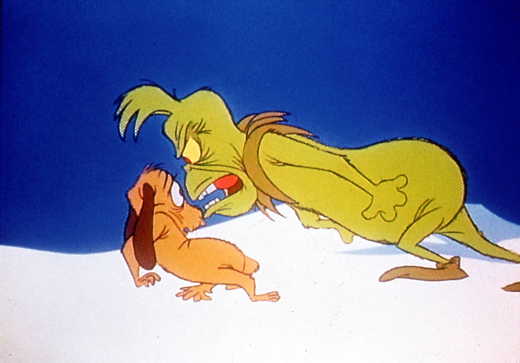 """""""How the Grinch Stole Christmas!"""" (Warner Bros. Entertainment, Inc.)"""