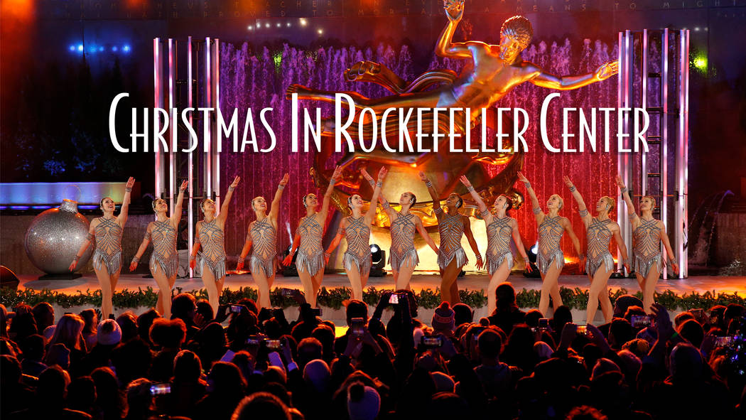 """Christmas in Rockefeller Center"" (NBCUniversal)"