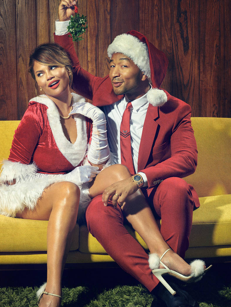 """A Legendary Christmas with John and Chrissy"" (NBC)"