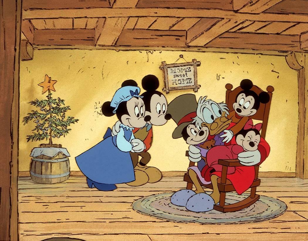 Mickey's Christmas Carol (Walt Disney Studios)