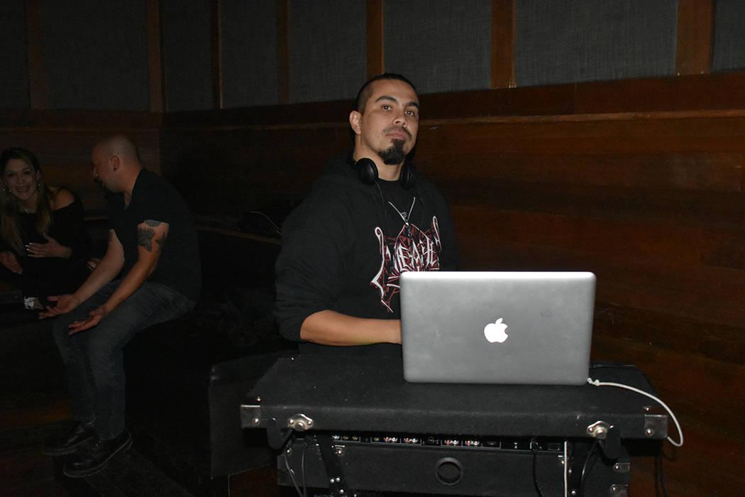 DJ Joseph aseguró que la música es su pasión. Viernes 23 de noviembre de 2018 en Bunkhouse Saloon. Foto Anthony Avellaneda / El Tiempo.