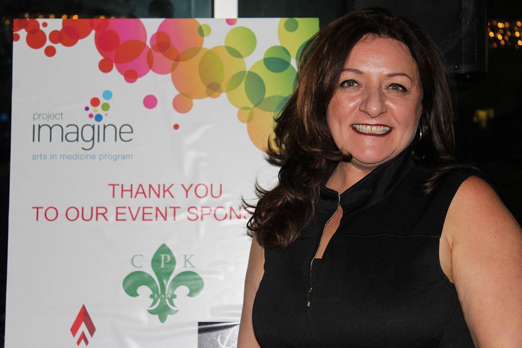 Diane Mifsud, fundadora del programa, comenzó dando clases a un familiar que falleció por cáncer. Domingo 2 de diciembre del 2018, en las oficinas de Craig P. Kenny. Foto Cristian De la Rosa / ...