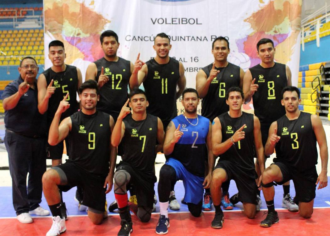 Ciudad Victoria, 21 Sep 2018 (Notimex-Especial).- El equipo Reynosa Aeropuerto obtuvo el Campeonato Nacional de Clubes de Segunda División, organizado por la Federación Mexicana de Voleibol.