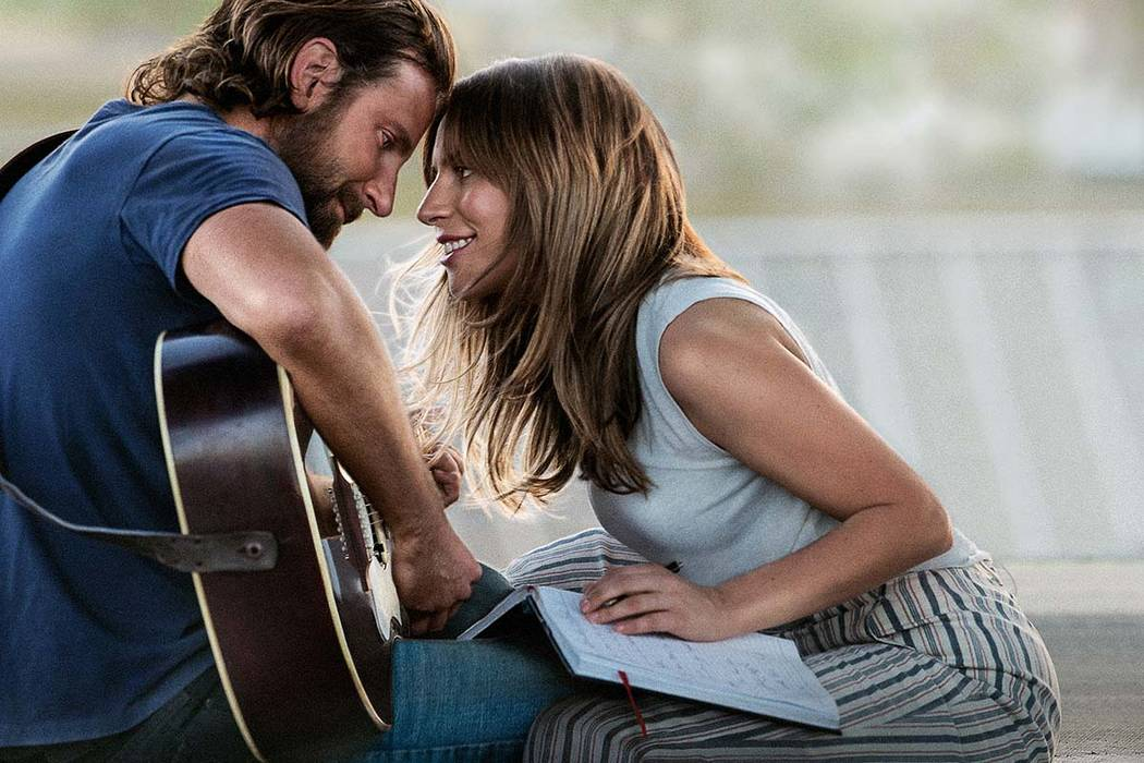 "Bradley Cooper con Lady Gaga en ""A Star Is Born"". (Warner Bros. Pictures)"