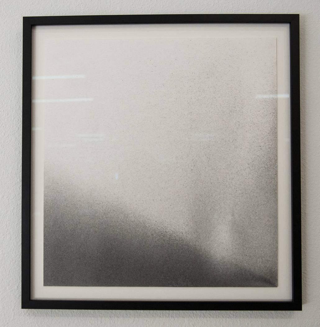 """""""Flare"""" de Brent Sommerhauser está en exhibición en Core Contemporary Gallery en Las Vegas, el miércoles 12 de diciembre de 2018. Caroline Brehman / Las Vegas Review-Journal"""